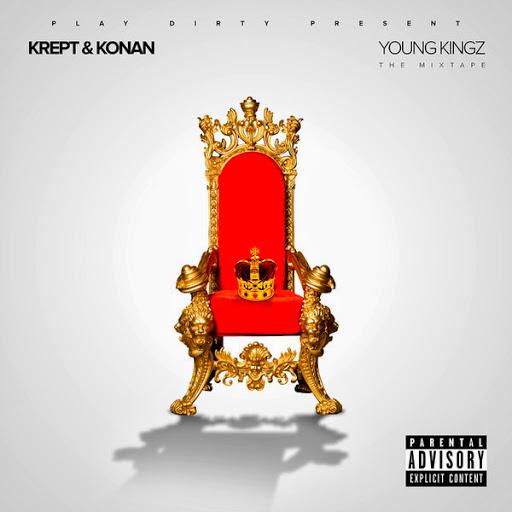 Krept & Konan - Young Kingz (2013) [Mixtape]