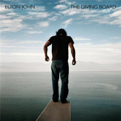 Elton John - The Diving Board [Deluxe Edition] (2013)