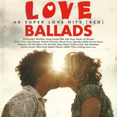 VA - Love Ballads (2013)