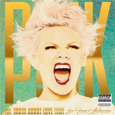 Pink - The Truth About Love Tour. Live From Melbourne (2013)