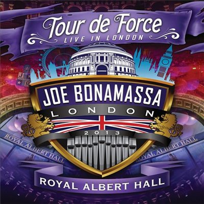 Joe Bonamassa - Tour de Force. Live In London. Royal Albert Hall (2013)