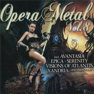 VA - Opera Metal Vol. 8 (2013)