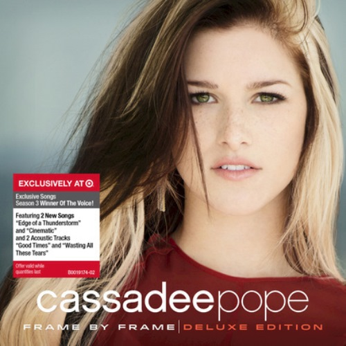 Cassadee Pope - Frame by Frame (Deluxe Edition) 2013