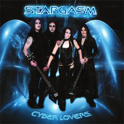Stargasm - Cyber Lovers (2009)