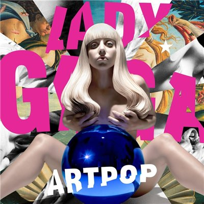 Lady Gaga - Artpop [Japanese Edition] (2013)
