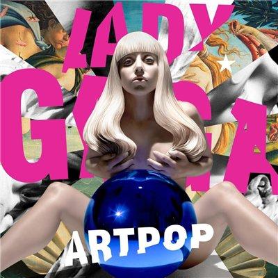 Lady Gaga - Artpop [Japanese Edition] (2013)