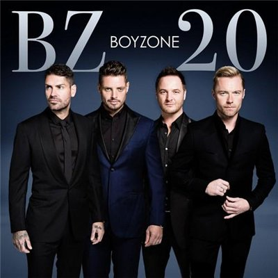 Boyzone - BZ20 [Deluxe Edition] (2013)