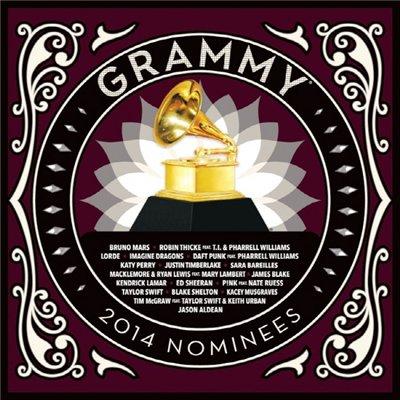 VA - Grammy. 2014 Nominees (2014)