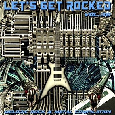 VA - Let's Get Rocked. vol.36 (2014)