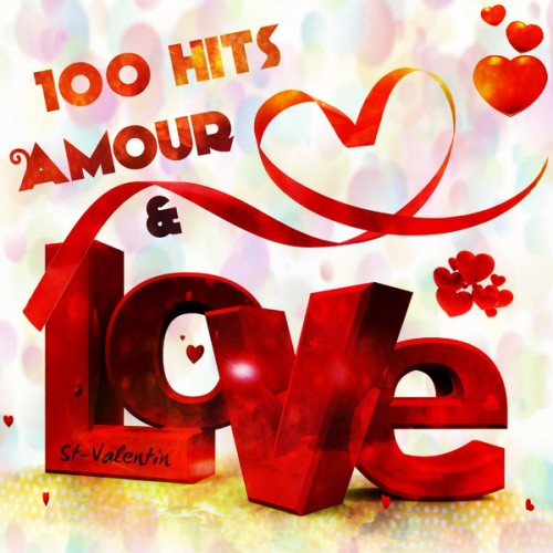 VA - 100 Hits Amour & Love (Saint-Valentin) 2014