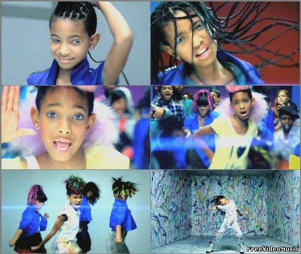 Willow Smith - Whip My Hair (2010)