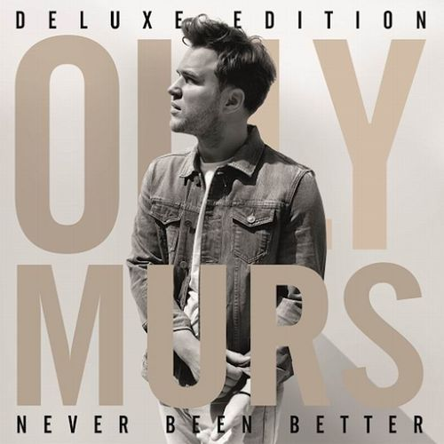 Olly Murs - Never Been Better (Deluxe Edition) 2014