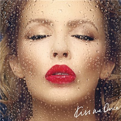 Kylie Minogue - Kiss Me Once (2014)
