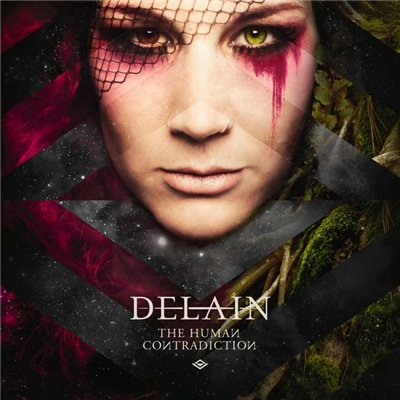 Delain - The Human Contradiction [Limited Edition] (2014)