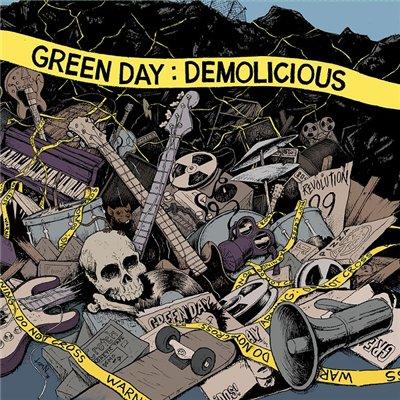 Green Day - Demolicious (2014)