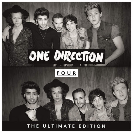 One Direction – FOUR (Deluxe Version) 2014