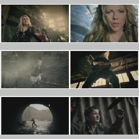 Kobra And The Lotus - Soldier (2014) HD 1080p