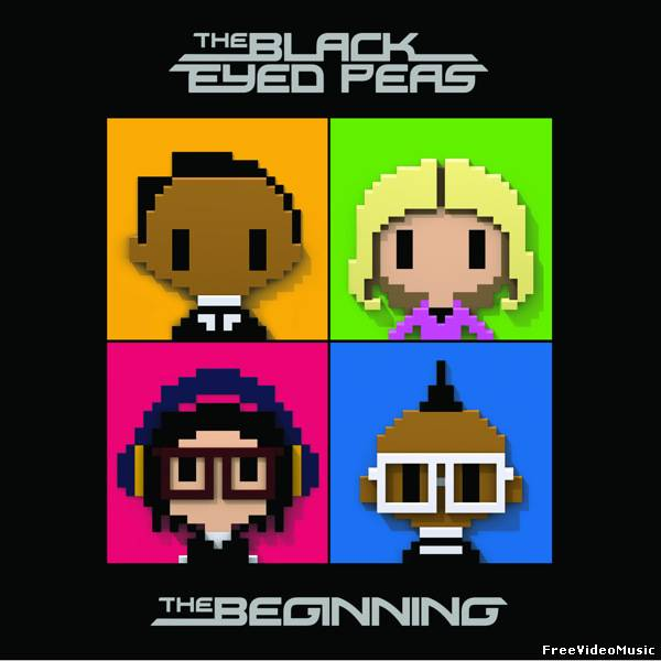 The Black Eyed Peas - The Beginning (Album Deluxe Edition) 2010 iTunes
