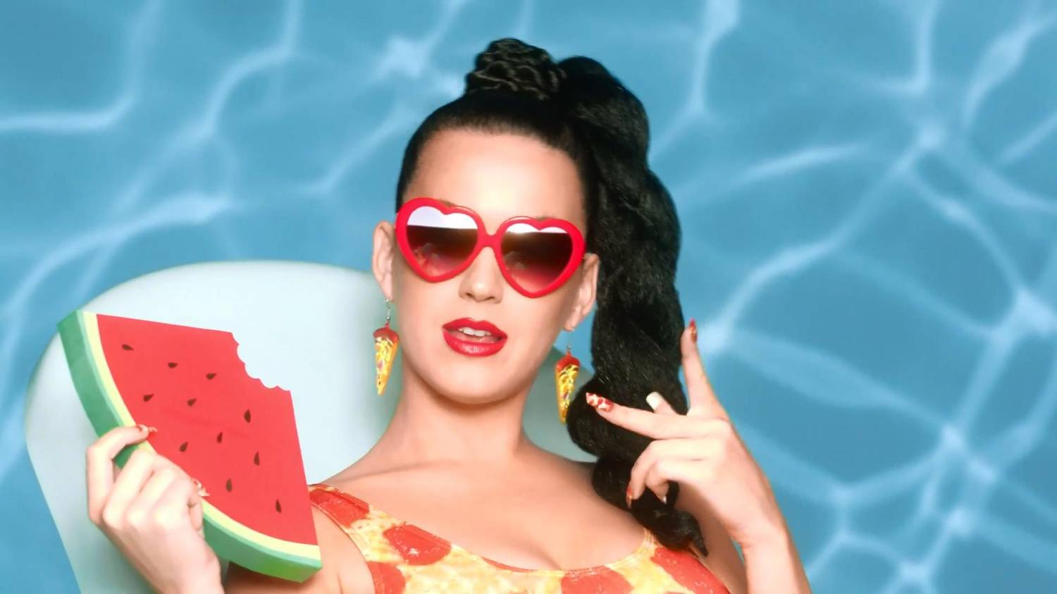 Katy Perry - This Is How We Do (2014) HD 1080p
