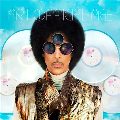 Prince - Art Official Age (2014)