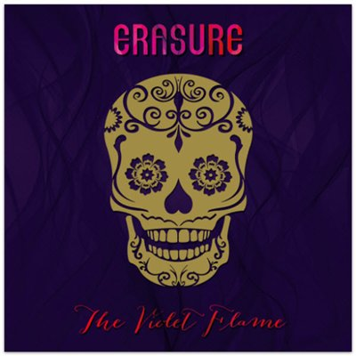 Erasure - The Violet Flame [Deluxe Edition] (2014)