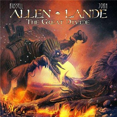 Allen / Lande - The Great Divide (2014)