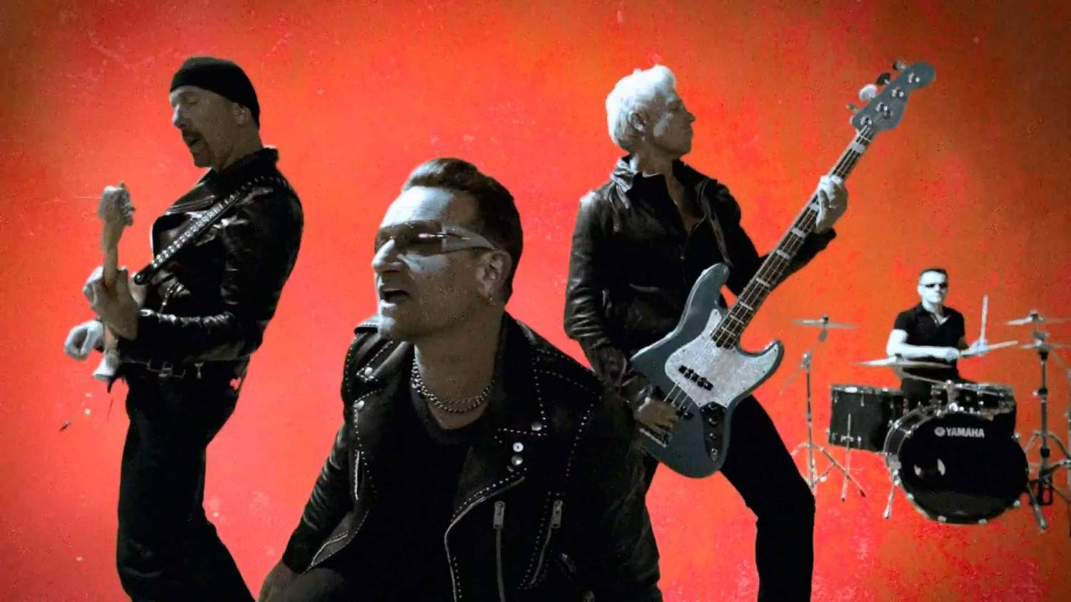 U2 - The Miracle (Of Joey Ramone) (2014) HD 1080p