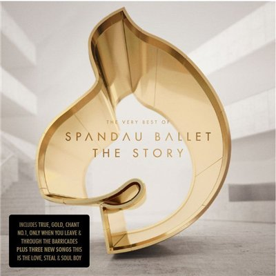 Spandau Ballet - The Story. The Very Best of [Deluxe Edition] (2014)