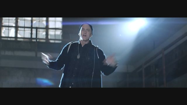 Eminem feat. Sia - Guts Over Fear (2014) HD 1080p