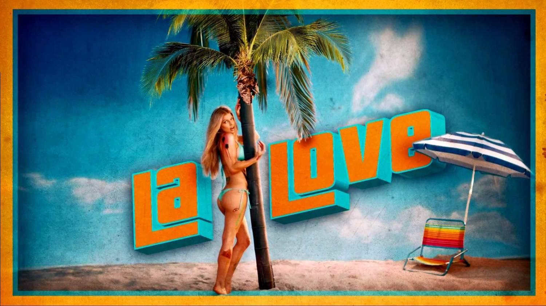 Fergie feat YG - L.A.LOVE (la la) (2014) HD 1080p