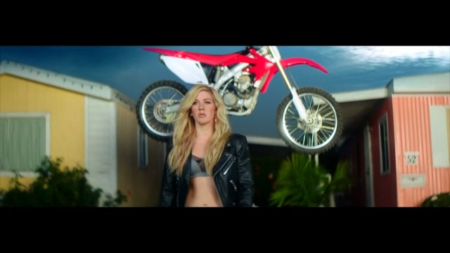 Calvin Harris feat Ellie Goulding - Outside (2014) HD 1080p