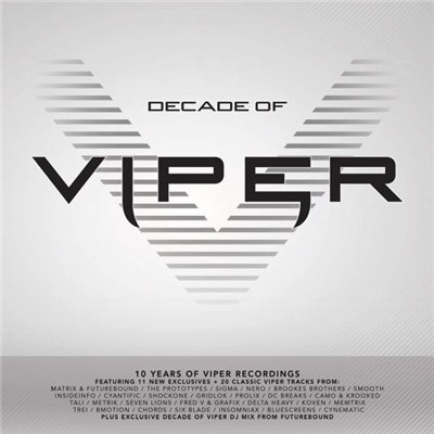 VA - Decade Of Viper. 10 Years Of Viper Recordings (2014)