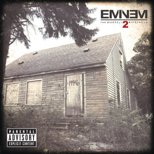 Eminem - The Marshall Mathers LP2 (Deluxe Edition) 2013