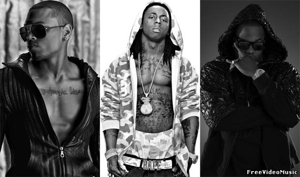 Chris Brown feat Busta Rhymes & Lil Wayne - Look At Me Now (2010) MP3