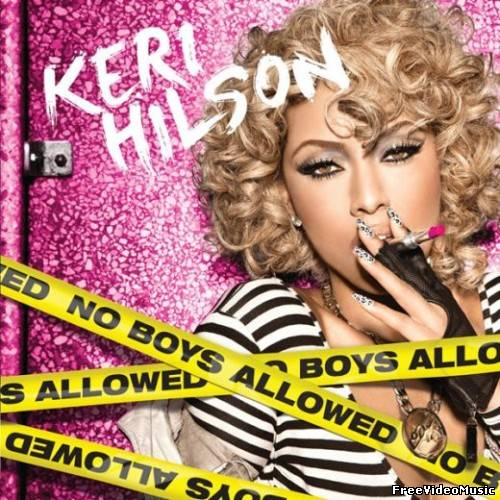 Keri Hilson - No Boys Allowed (Album Deluxe Version) 2010 iTunes