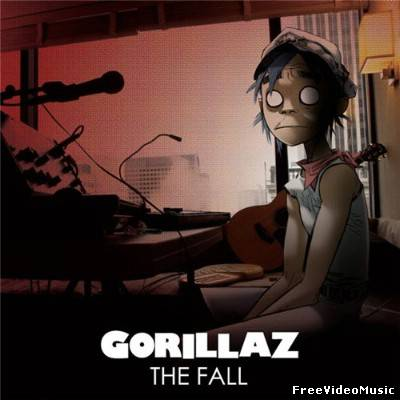 Gorillaz - The Fall (Album) 2010