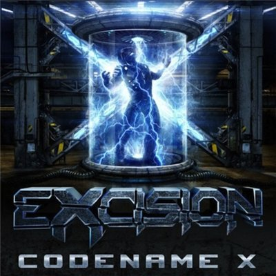 Excision - Codename X (2015)
