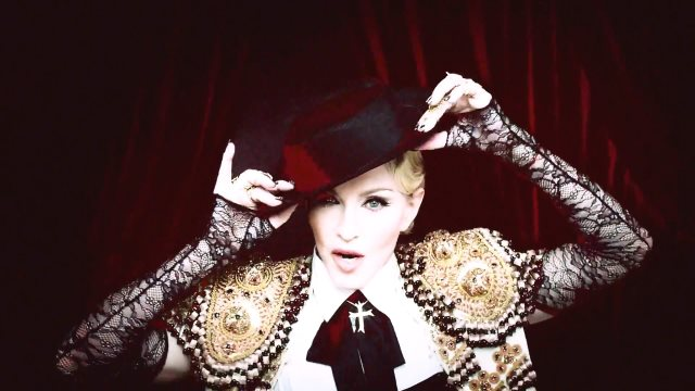Madonna - Living For Love (2015) HD 1080p