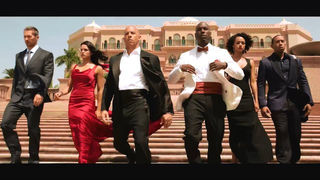 Kid Ink, Tyga, Wale, YG, Rich Homie Quan - Ride Out (OST - Furious 7) (2015) HD 1080p