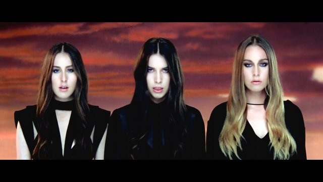 Calvin Harris feat. HAIM - Pray to God (2015) HD 1080p
