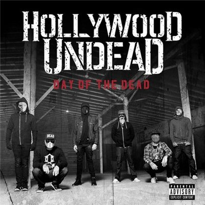 Hollywood Undead - Day of the Dead [Deluxe Version + iTunes] (2015)
