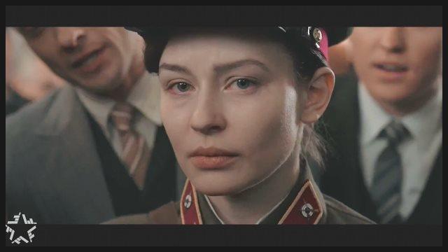 Полина Гагарина - Кукушка (OST - Битва за Севастополь) (2015) HD 1080p