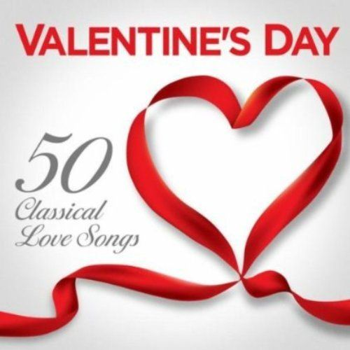 VA - Valentine's Day: 50 Classical Love Songs (Johann Sebastian Bach) 2013