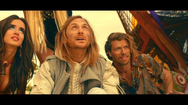 David Guetta feat. Nicki Minaj, Afrojack & Bebe Rexha - Hey Mama (2015) HD 1080p