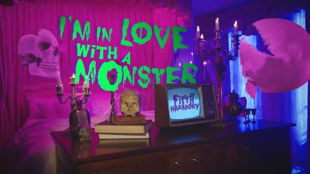 Fifth Harmony - I'm In Love With a Monster (OST - Hotel Transylvania 2) (2015) HD 1080p