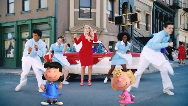 Meghan Trainor - Better When I'm Dancin' (OST - The Peanuts Movie) (2015) HD 1080p
