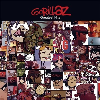 Gorillaz - Greatest Hits [Deluxe Bonus Track Version] (2015)