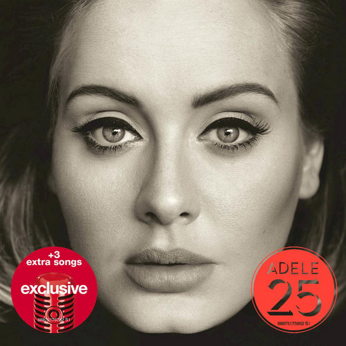 Adele - 25 (Target Exclusive Deluxe Edition) 2015