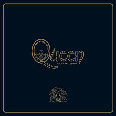 Queen - The Studio Collection [Special Edition] (2015)