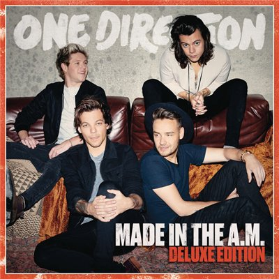 One Direction - Made In The A.M. [Deluxe Edition] (2015) Lossless